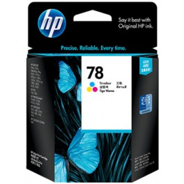 Cartridge HP 78 D Komplit Dus